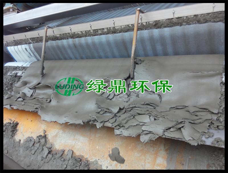 有色金属尾矿脱水机处理案例图片(广西) 6